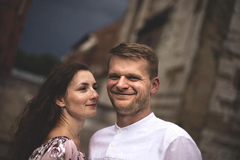 Monika i Arek / sesja narzeczeńska / Alicja Rzepa
