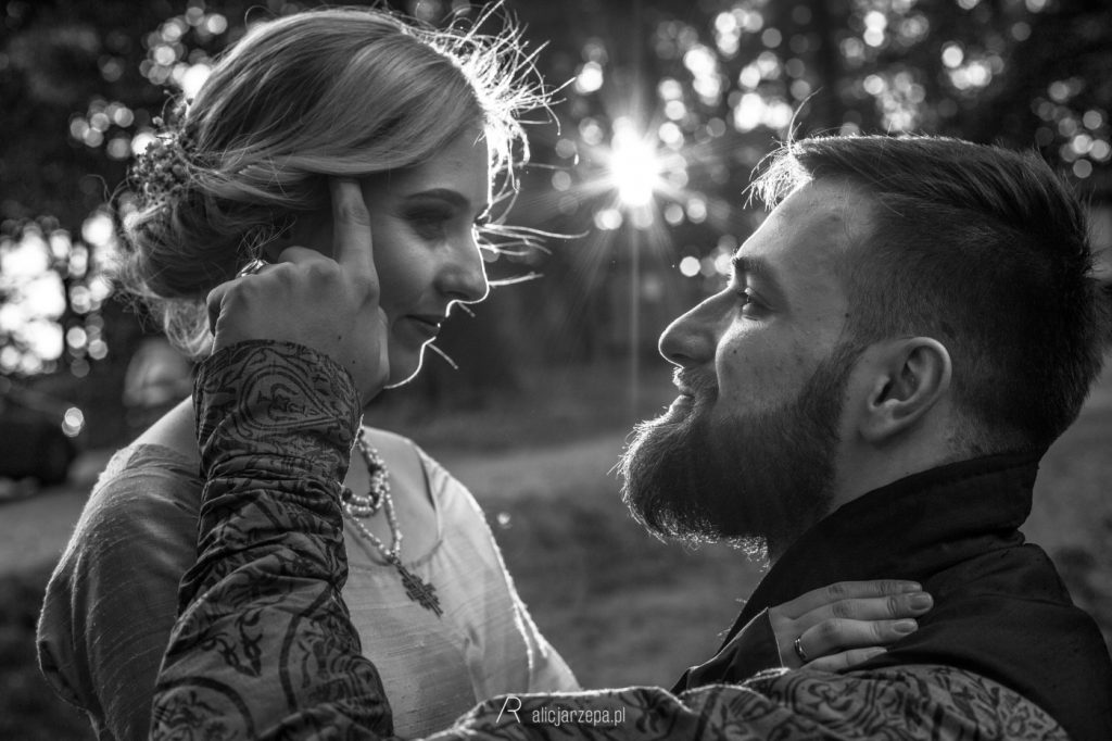Natalia i Kacper / sesja ślubna / Alicja Rzepa